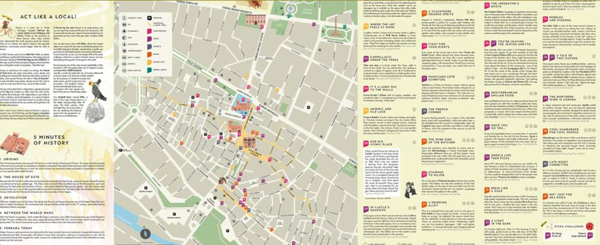 USE-IT Ferrara, a new way to discover the city