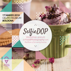 Torna SelfieDOP: sabato 17 marzo al Museo Carpigiani