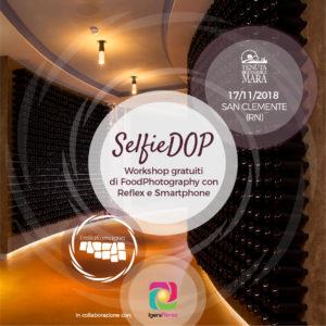 SelfieDOP e Sangiovese: il 17 novembre un nuovo workshop di…Wine Photography