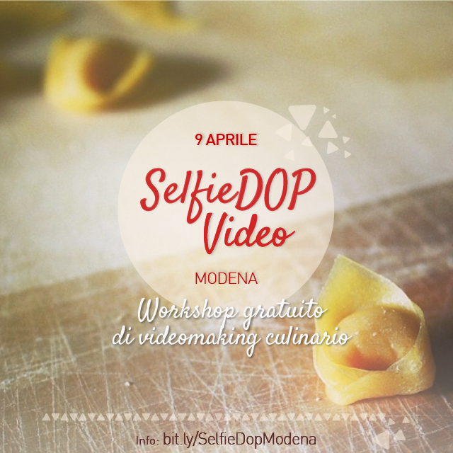 SelfieDOP Video Modena