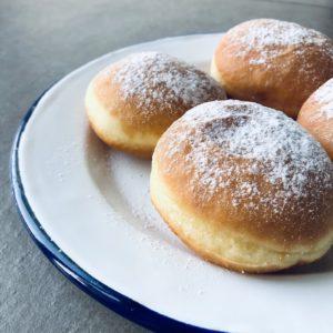 Bomboloni Romagnoli – Sweet Italian Donuts