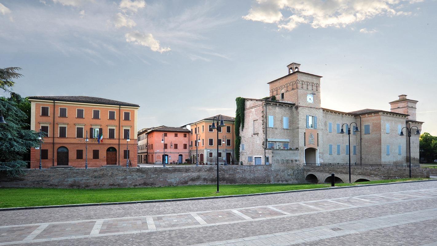 Campori Castle, Soliera (MO) | Ph. Comune Modena