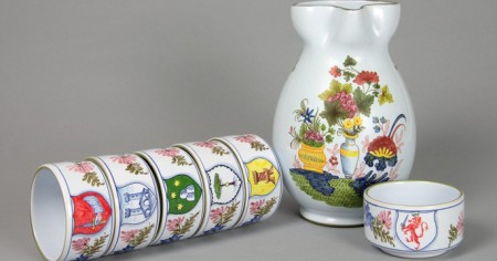 Souvenir di ceramica faentina gotti2016