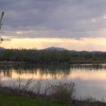 Sunset on Taro River | Ph. parchidelducato