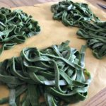Tagliatelle with Nettles   Ph. Fede'd FoodBlog