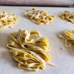 Tagliatelle with Porcini mushrooms Ph. FedeCortezzi