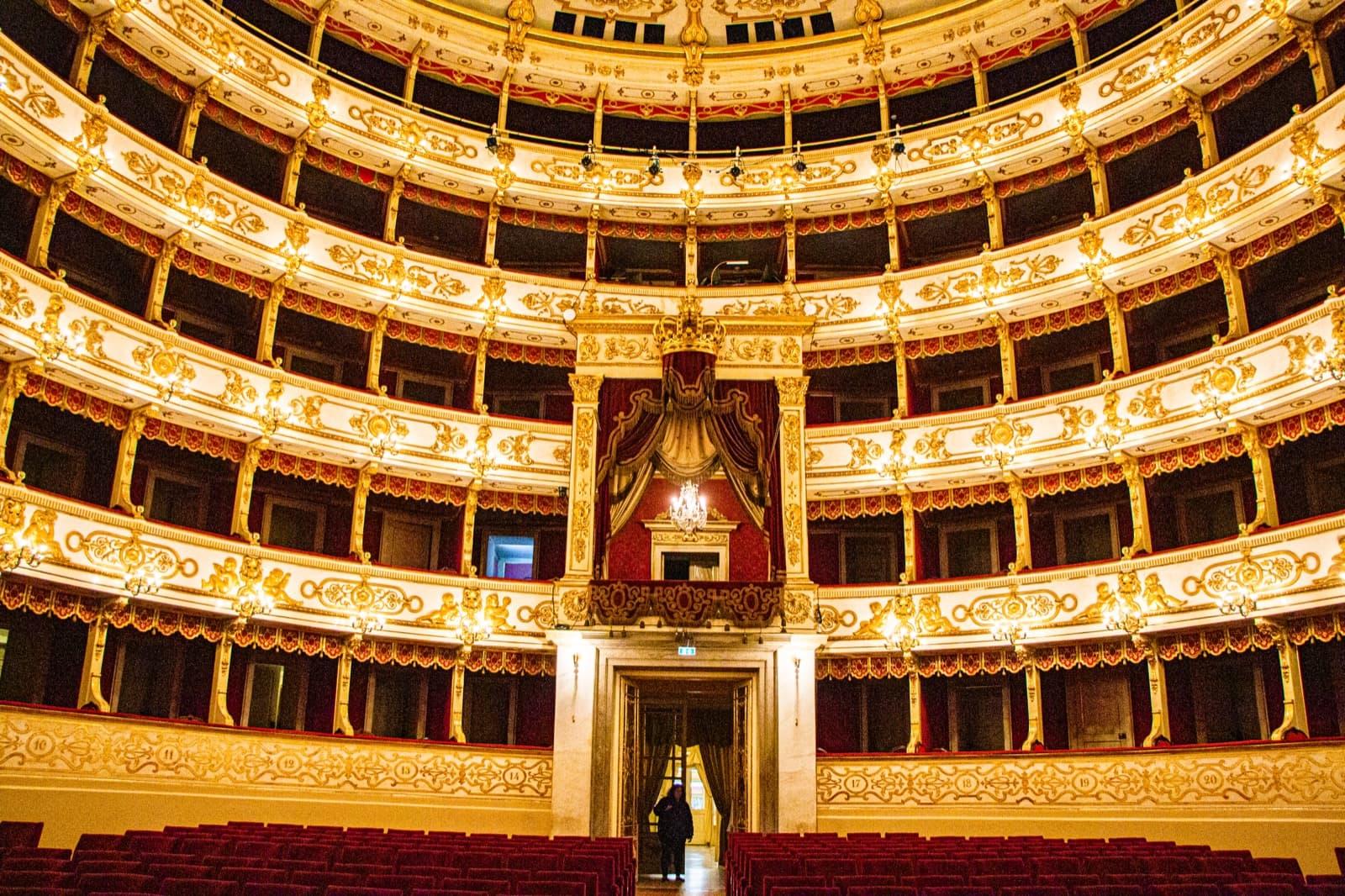 Teatro Regio di Parma Ph. 2FoodTrippers