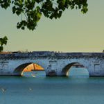 Tiberius Bridge in Rimini Ph. scorpione68 via wiki