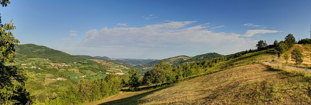 Autumn excursions in Val Tidone