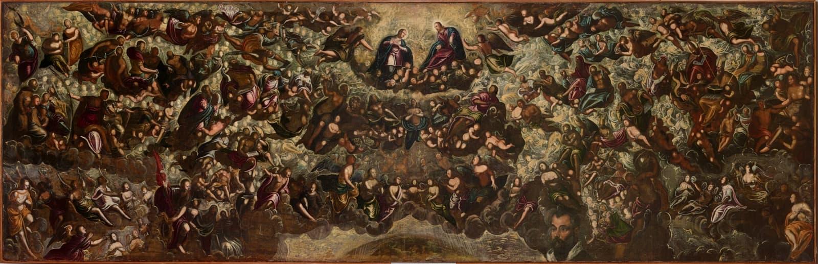 Tintoretto, Paradise