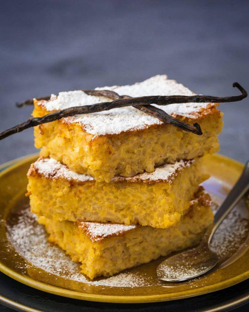 Torta di Riso | Ph @bombologna