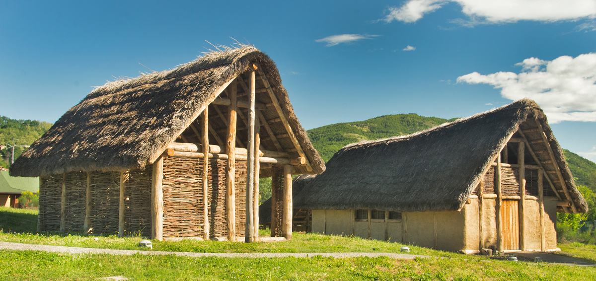 """""""St. Andrea Neolithic Village of Travo"""" Archaeological Park"""