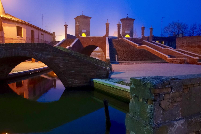 Trepponti Comacchio | Ph. VanniLazzari