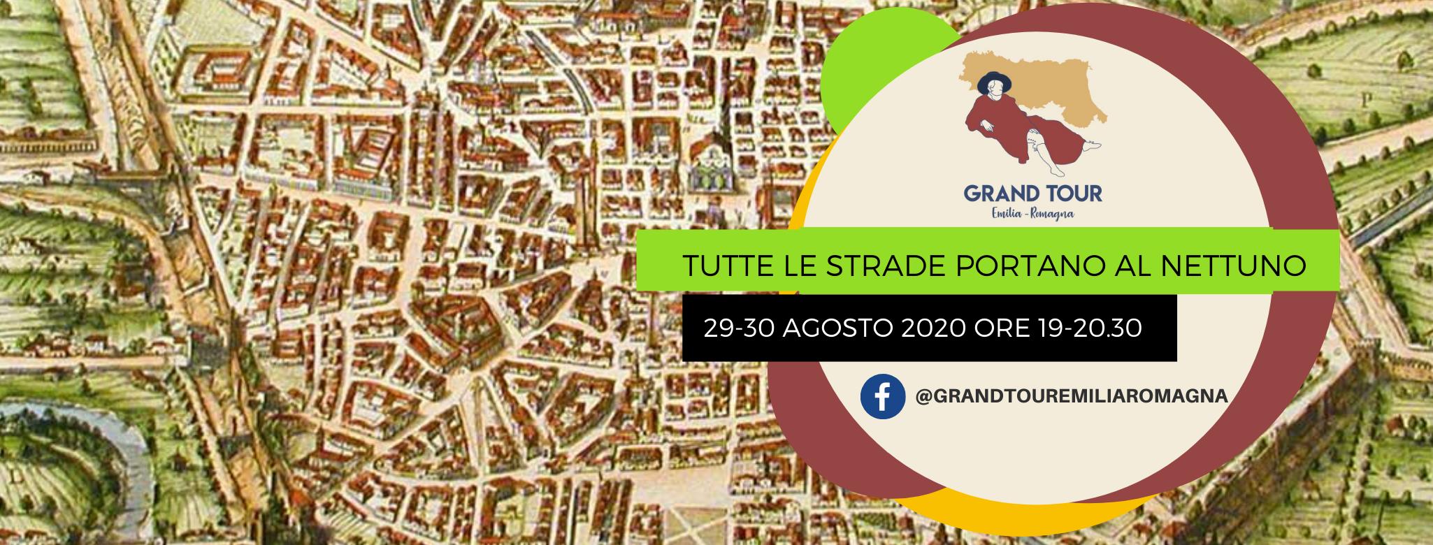 Tutte le strade portano al Nettuno, ph. Grand Tour Emili Romagna