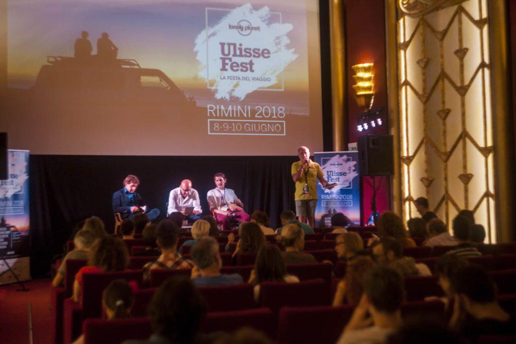 alcuni scatti da Lonely Planet UlisseFest 2018