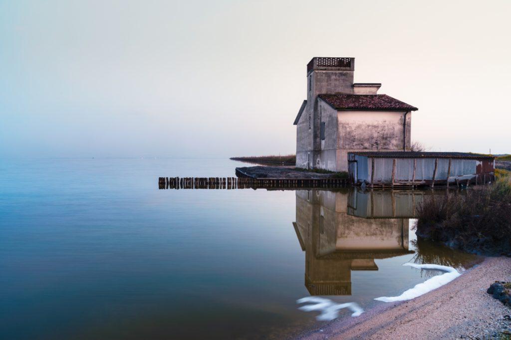 Comacchio Lagoons Ph. Francesco-1978