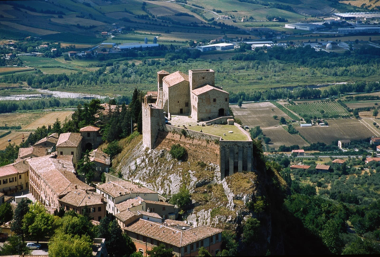 Verucchio, Rocca Malatestiana, via IAT Verucchio