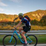 Vie di Dante by bike