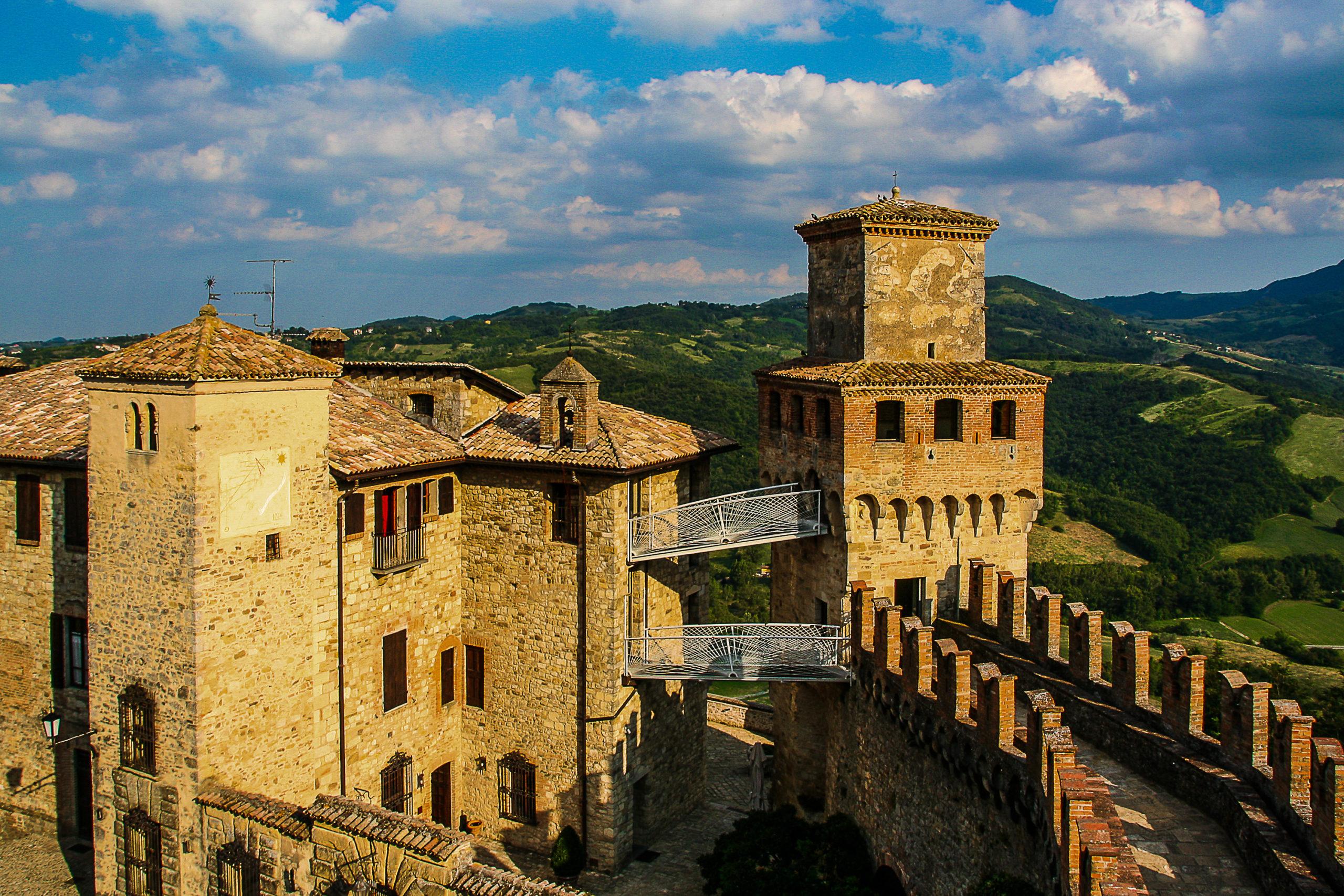 [ParlamiditER] Itinerario in camper fra borghi e castelli del piacentino