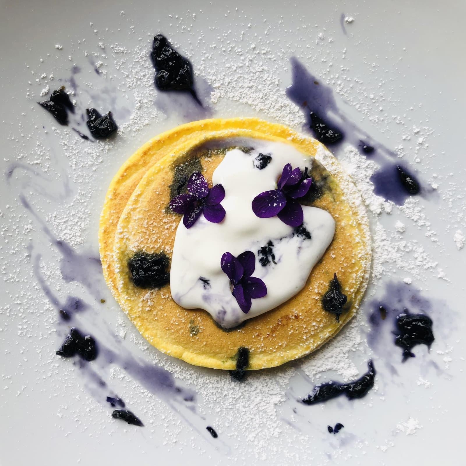 Violet Jam recipe | Ph. FedeCortezzi