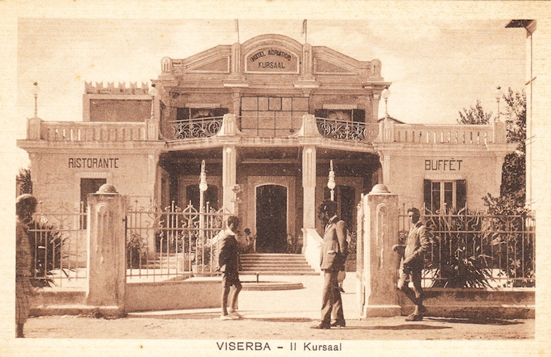 Viserba, KURSAAL – Ph. http://www.romagnaliberty.it/