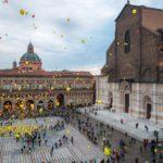 WLM 2016 10° classificata – Bologna, Piazza Maggiore, ph. ugeorge CC-BY-SA 4.0