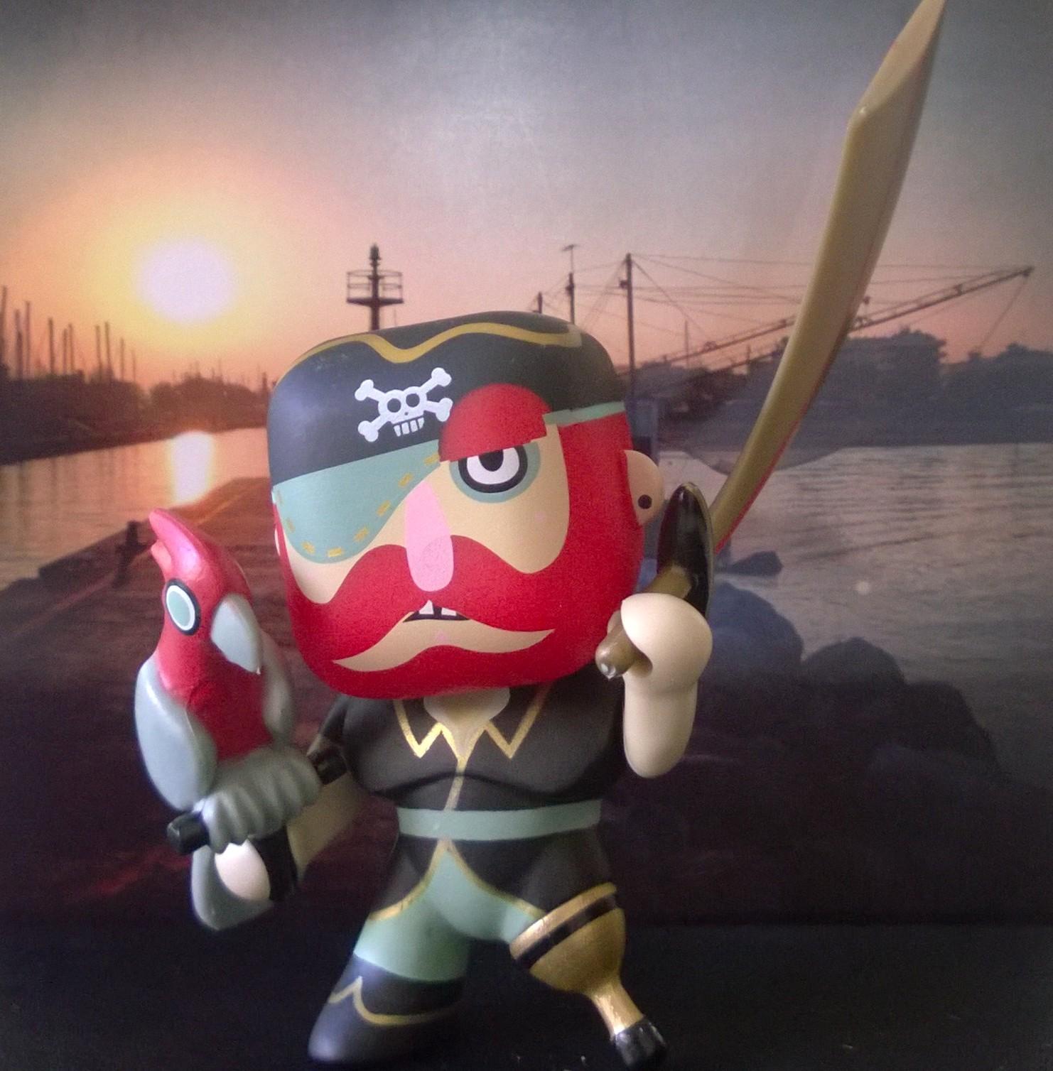 I pirati del Delta del Po
