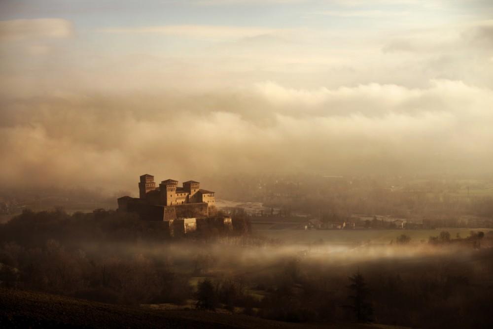 Castello di Torrechiara,Langhirano | Ph. Lara Zanarini, WLM2014