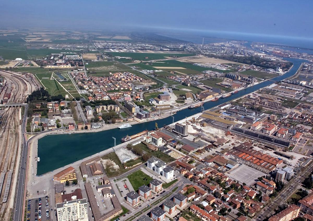 Darsena di città - Comune di Ravenna (RA)