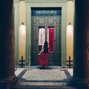 EmptyTeatroER   Il Teatro Duse di Bologna