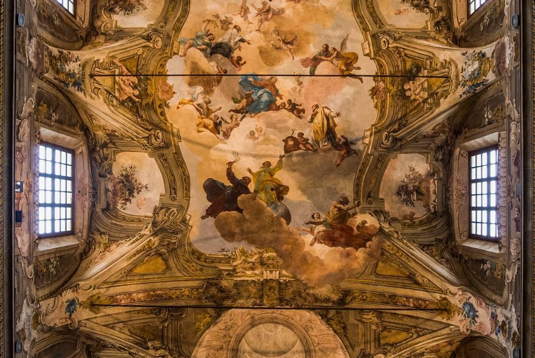 EmptyTeatroER | La Sala dei Teatini di Piacenza