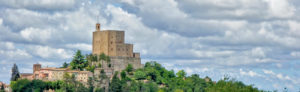 Conca valley: the allure of Middle Ages in its towers, castles and walls