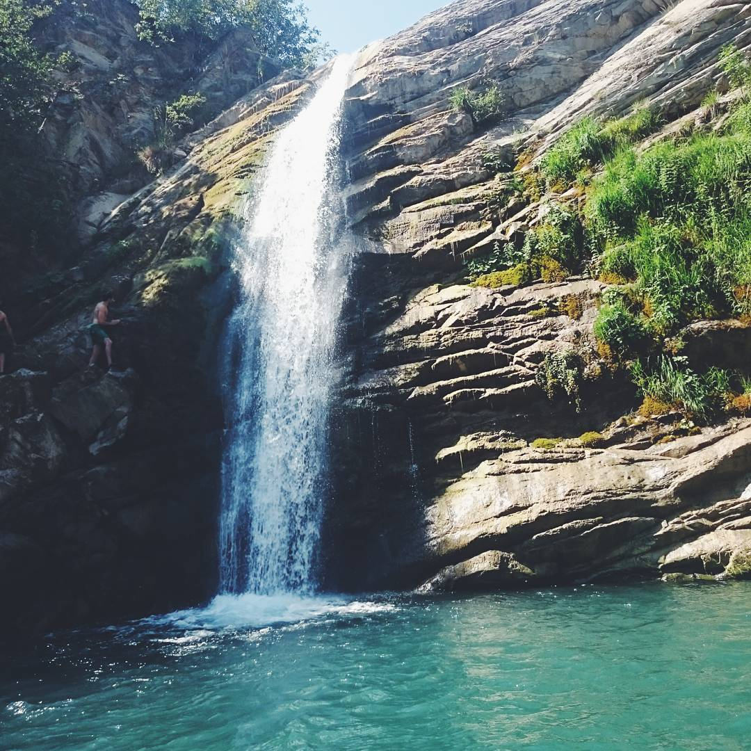 Cascata del Golfarone | Ph. @bad_lyricist