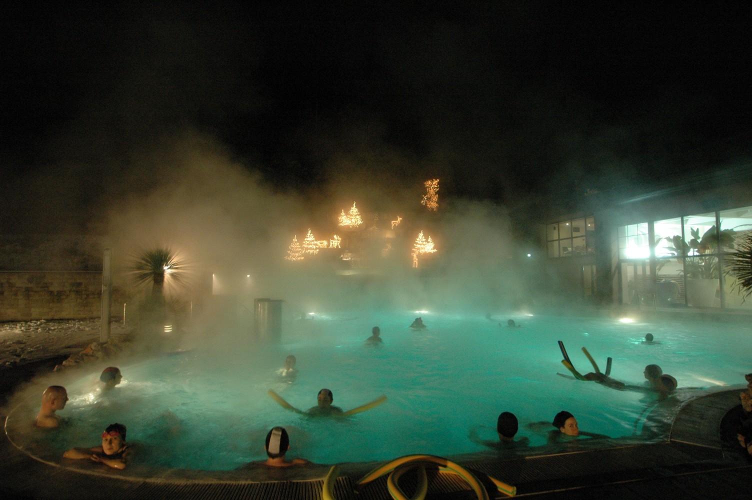 Coccole di gennaio feste alle terme travel emilia - Cure termali bagno di romagna ...