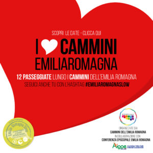 I Love Cammini Emilia Romagna: 12 passeggiate da maggio a ottobre