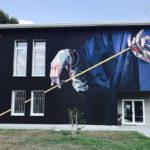 "Basik ""St. Luke tuning his own picture according to its diagonal size"" |Totart Festival | Novi di Modena"