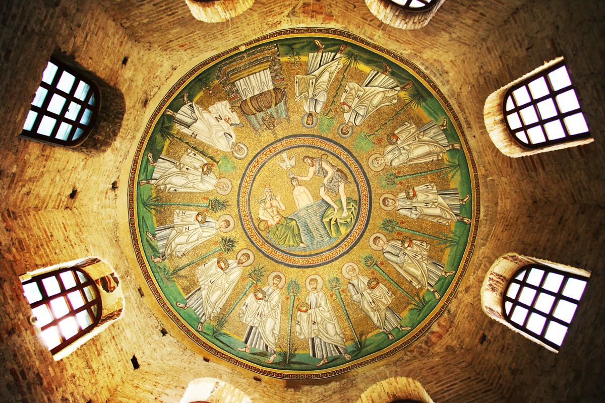 Unesco World Heritage Sites in Emilia Romagna