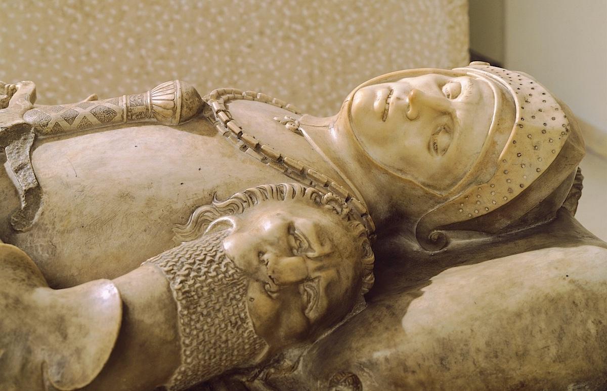 La statua di Guidarello Guidarelli (1525), MAR - Museo d'arte della città di Ravenna