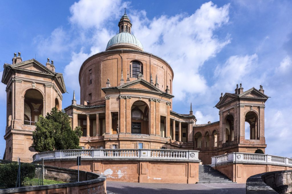Chiesa della Madonna di San Luca | Ph. Vanni Lazzari via Wikimedia