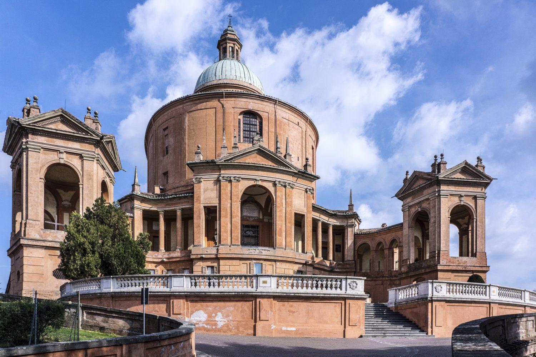 Chiesa della Madonna di San Luca (Bologna) | Foto di Vanni Lazzari via Wikimedia