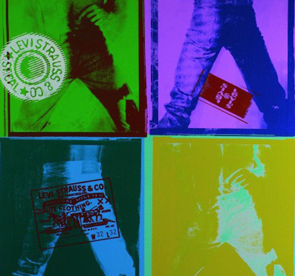 bologna, bologna Andy Warhol