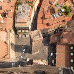 Bologna – La vista dalla Torre degli Asinelli   Ph. bolognawelcome.com