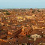 Bologna – Vista dalla Torre Prendiparte   Ph. Torre Prendiparte