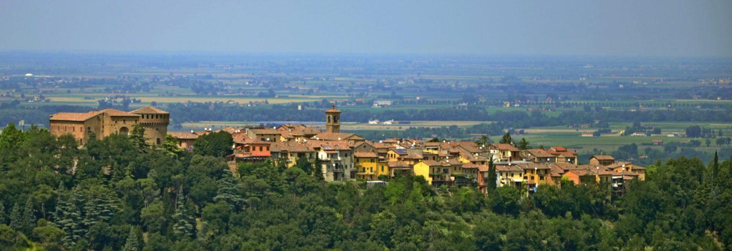 Castles and Thermal Spas near Bologna