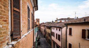 Il borgo di San Giovanni in Marignano, Granaio dei Malatesta