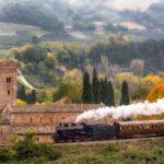 Treno storico, ph. Andrea Ceroni