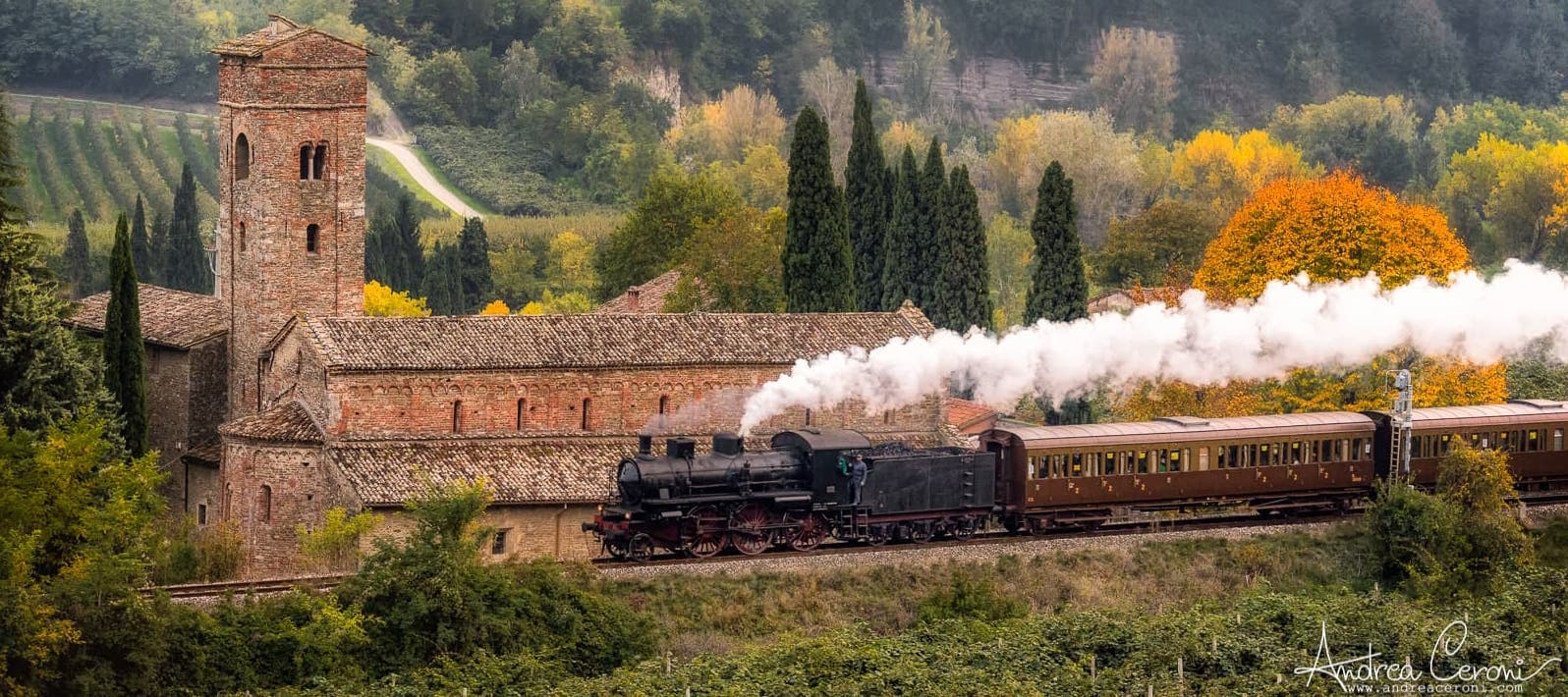 Historic Trains #inEmiliaRomagna: a Slow Tourism experience