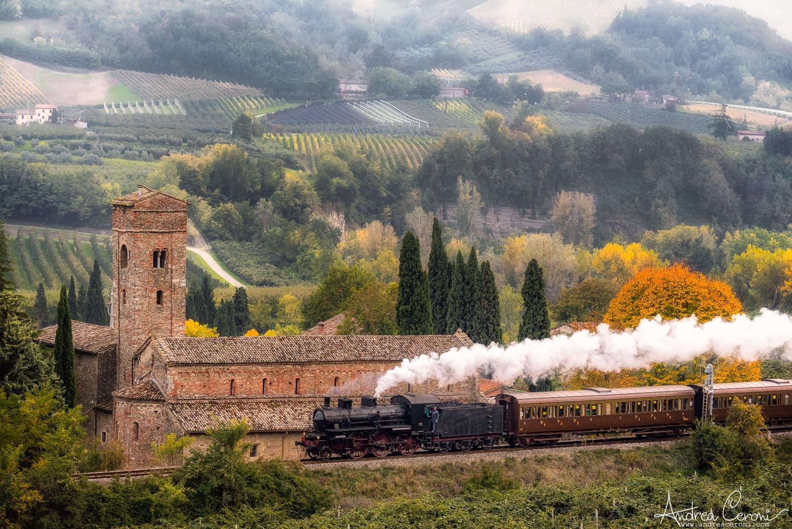 Brisighella-Ravenna Steam Train | Ph. Andrea Ceroni