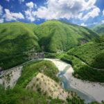 Brugnello, panorama sul Trebbia (PC)| Ph. milanolife.it