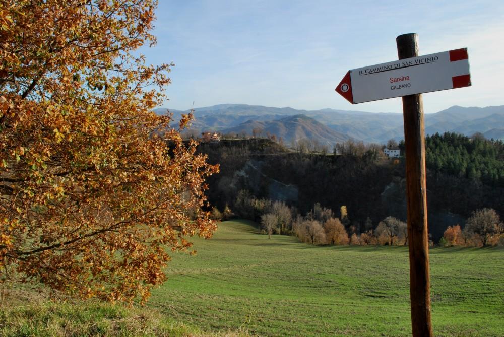 Vie dei Pellegrini - Cammino di San Vicinio Foto Giampaolo Bernabini